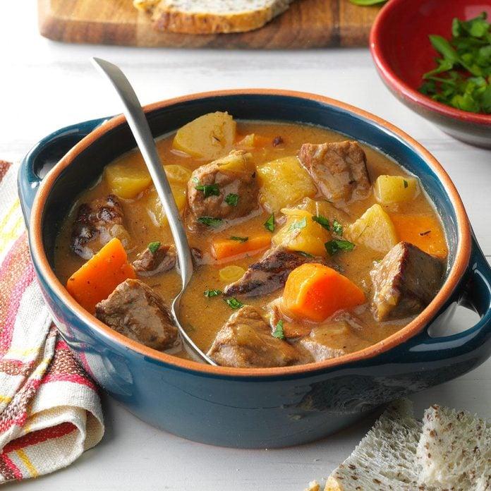 Ravin' Good Stew