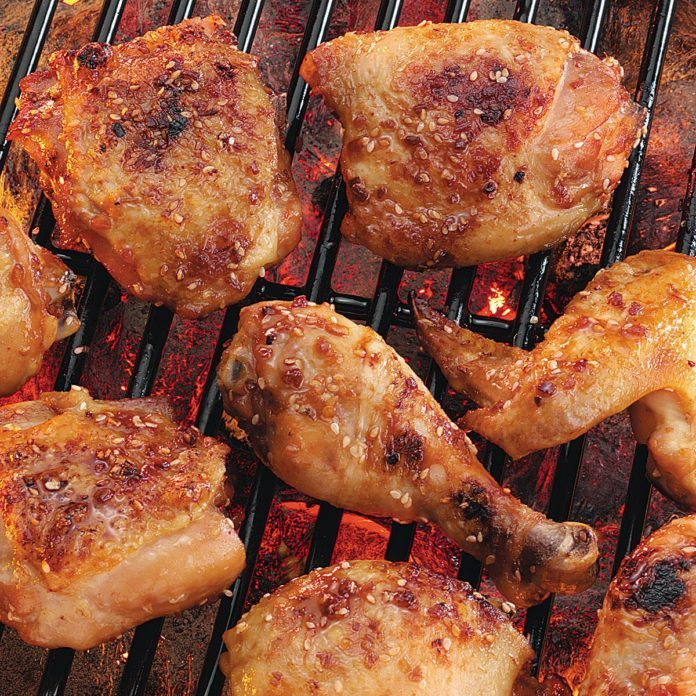 Exotic Grilled Chicken
