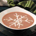 Cold Plum Soup