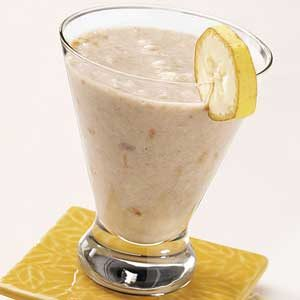 Nutty Banana Shakes