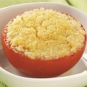 Parmesan Tomato