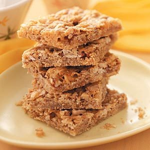 Toffee coconut Bars