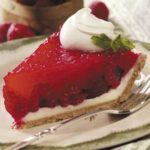 Raspberry Patch Cream Pie
