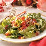 Colorful Gazpacho Salad
