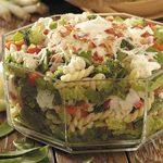 Layered Summertime Salad