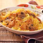 Chicken & Spaghetti Squash