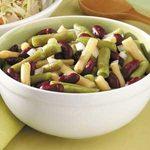 Three-Bean Salad for 3