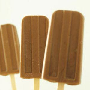 Homemade Fudge Ice Pops