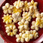 Lemon-Butter Spritz Cookies