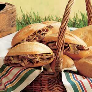 Best Italian Beef Sandwiches