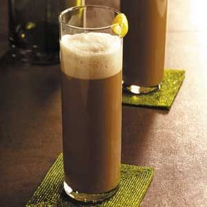 Chilled Lemon Coffees