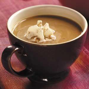Eggnog Coffee