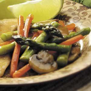 Asparagus Stir-Fry