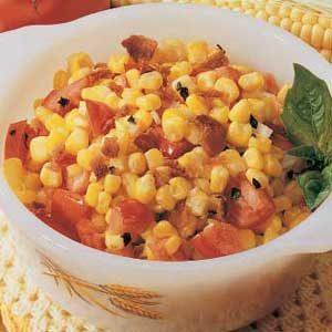 Corn and Bacon Medley