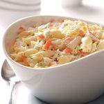 Favorite Crab Pasta Salad