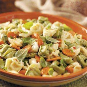 Carrot Tortellini Salad