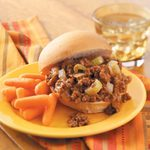 Tangy Barbecue Beef Sandwiches