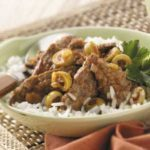 Stewed Beef with Rice