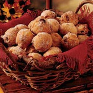 Cranberry Doughnuts