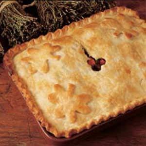 Steak and Onion Pie Recipe | Taste of Home