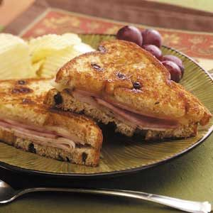 Toasted Sandwich with a Twist