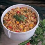 Spiced Calico Rice