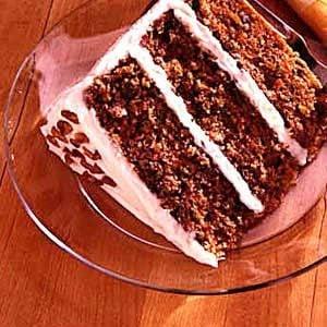 Zucchini Carrot Cake