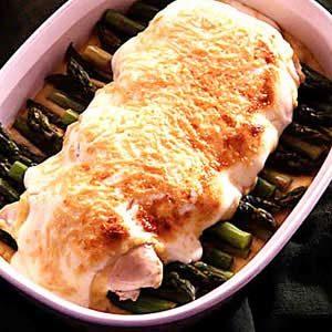 Chicken Asparagus Divan