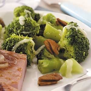 Nutty Broccoli