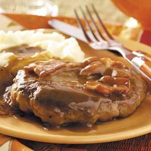 Bacon Salisbury Steak