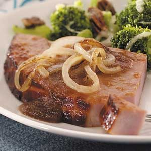 Harvest Ham Steak