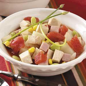 Brunswick Stew for Three