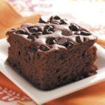 Chocolaty Peanut Butter Cake