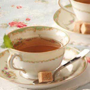 Lavender Mint Tea