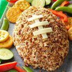 Ham-Cheddar Cheese Ball