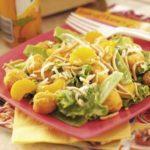 Popcorn Chicken Salad