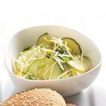 Cucumber & Squash Salad