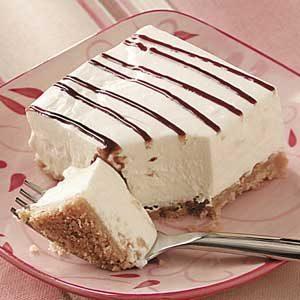 Vanilla Chip Dessert