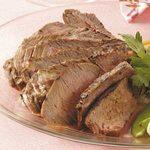 Flavorful Marinated Sirloin Steak