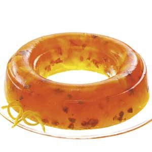 Mom's Orange-Spice Gelatin
