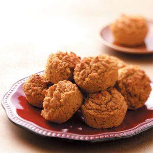Pumpkin Oat Bran Muffins