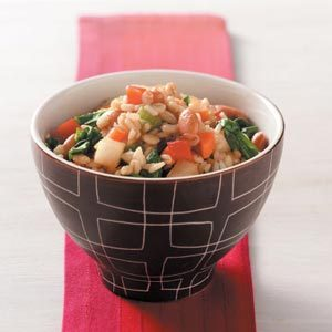 Multigrain & Veggie Side Dish
