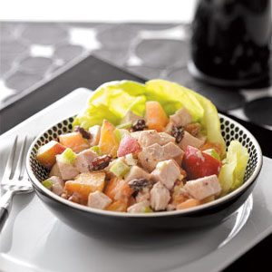 Fresh & Chunky Chicken Salad