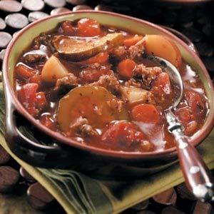 Favorite Italian Sausage Stew