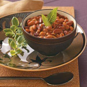 Potluck Baked Beans