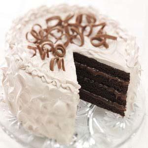 Elegant Chocolate Torte