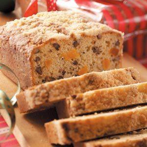 Apricot Tea Bread