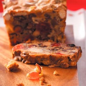 Special Holiday Fruitcake