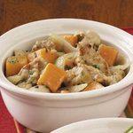 Sweet Potato and Pork Stew