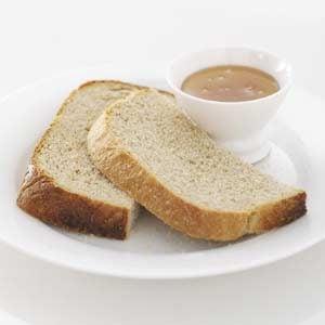Honey-Wheat Oatmeal Bread